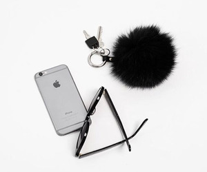 black, iphone, and tumblr image