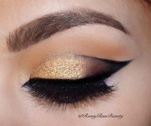amazing, eyeliner, and eyes image