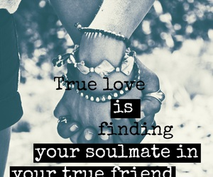 bff, quote, and soulmate image