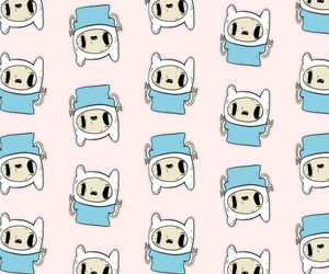 finn, pastel, and patterns image