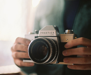 photography, camera, and indie image