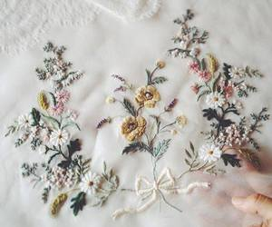 craft, Dream, and embroidered image