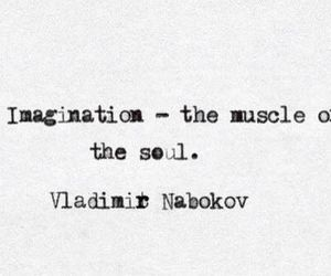 imagination, quote, and soul image