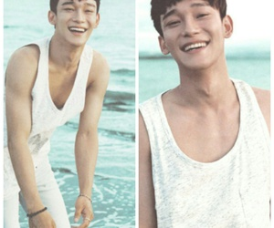 Chen, smile, and exo image