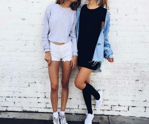 friends, outfit, and tumblr image