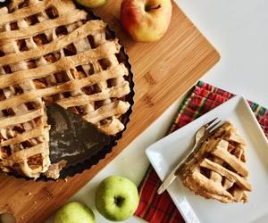 apple, autumn, and bake image