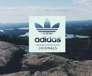 adidas and sea image