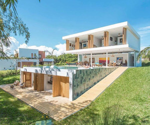 casas, Houses, and luxury image