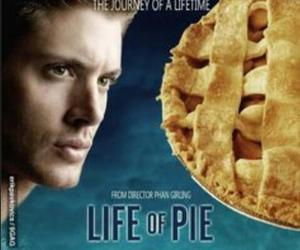 supernatural, pie, and dean winchester image
