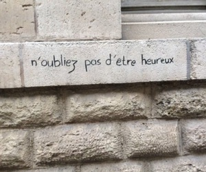 french, quotes, and happy image