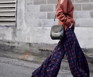 bag, street wear, and fashion image