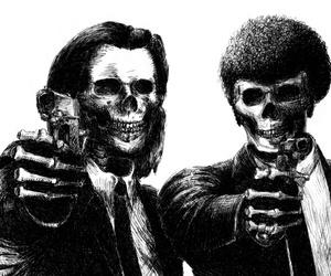 bones, dark arts, and ink image