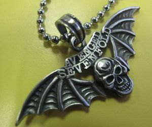a7x, avenged sevenfold, and deathbat image
