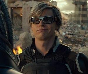 apocalypse, x-men, and quicksilver image