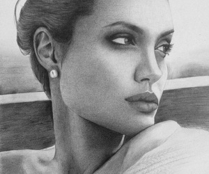 art, drawing, and jolie image