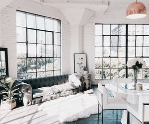 home, interior, and chic image