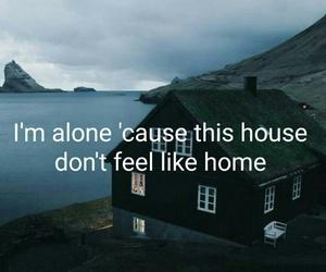 homeless, Lyrics, and lonely image