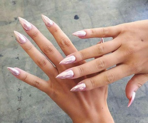 chrome, goals, and nails image
