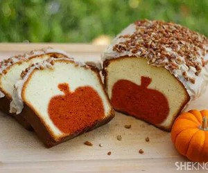pumpkin, cake, and food image