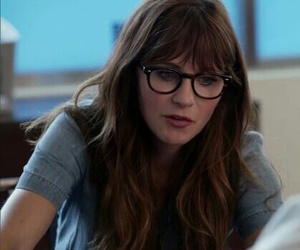 jess, new girl, and jessica day image
