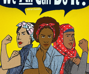 feminism, woman, and equality image