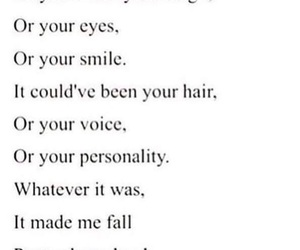 eyes, fall in love, and feelings image