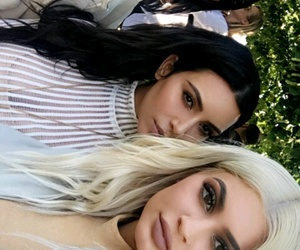 jenner, kylie jenner, and kyliejenner image