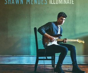 shawn mendes, illuminate, and shawn image