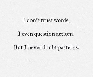 but, doubt, and i image