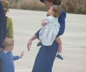 baby, princess charlotte, and canada image