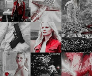 once upon a time, emma swan, and ️ouat image