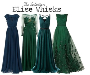 the selection and dresses image