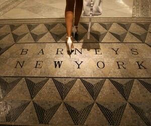 new york, fashion, and barneys image