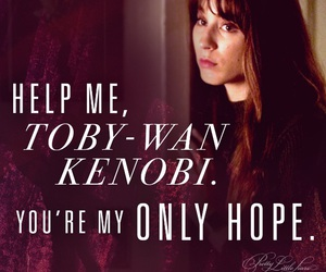 spencer, toby, and pretty little liars image