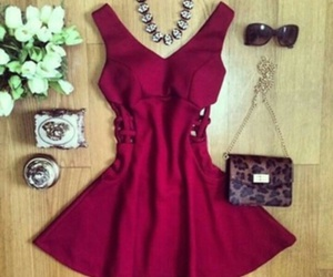 fashion, dress, and moda image