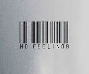 feelings, quotes, and no feelings image