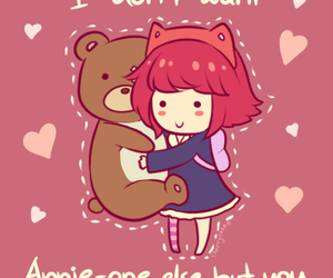 league of legends, annie, and cute image