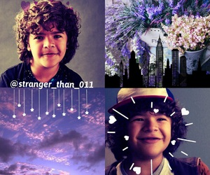 dustin, edit, and stranger things image