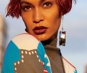 Glamour US and joan smalls image