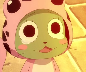 fairy tail, frosch, and fairy tail 2014 image
