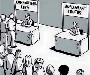 truth, lies, and people image