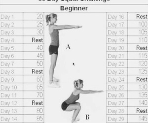 ejercicio, 30 días, and reto de 30 días image
