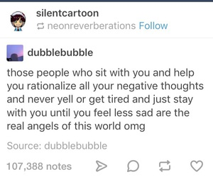 funny, positive, and tumblr image