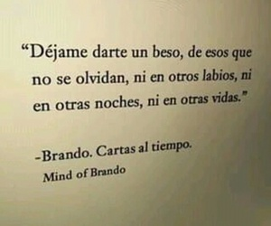 love, kiss, and frases image