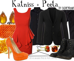 fashion, katniss, and hunger games image