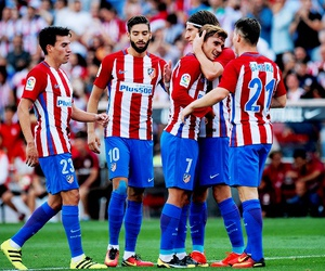 atletico madrid and antoine griezmann image