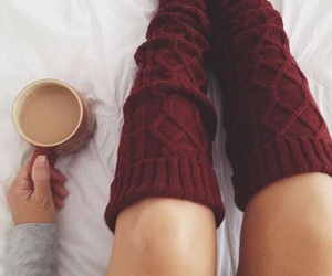 autumn, girly, and lifestyle image