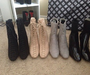 boots, idek, and pretty image