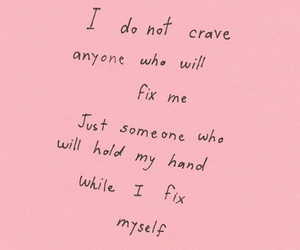quotes, fix, and pink image