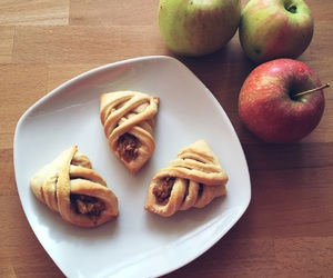 apfel, apple, and Herbst image